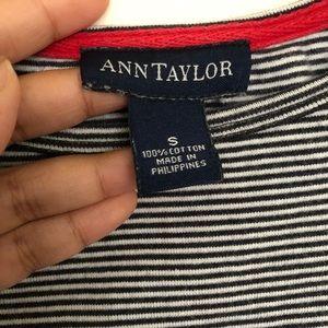 Ann Taylor Tops - Ann Taylor Short Sleeve Tee